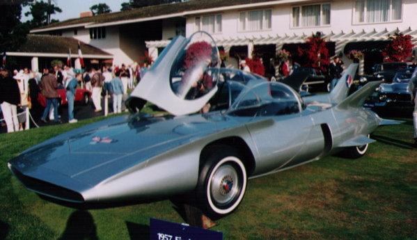 1959 - General Motors, Firebird III