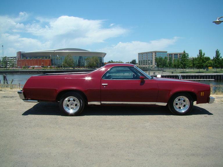 1977 - GMC, Sprint