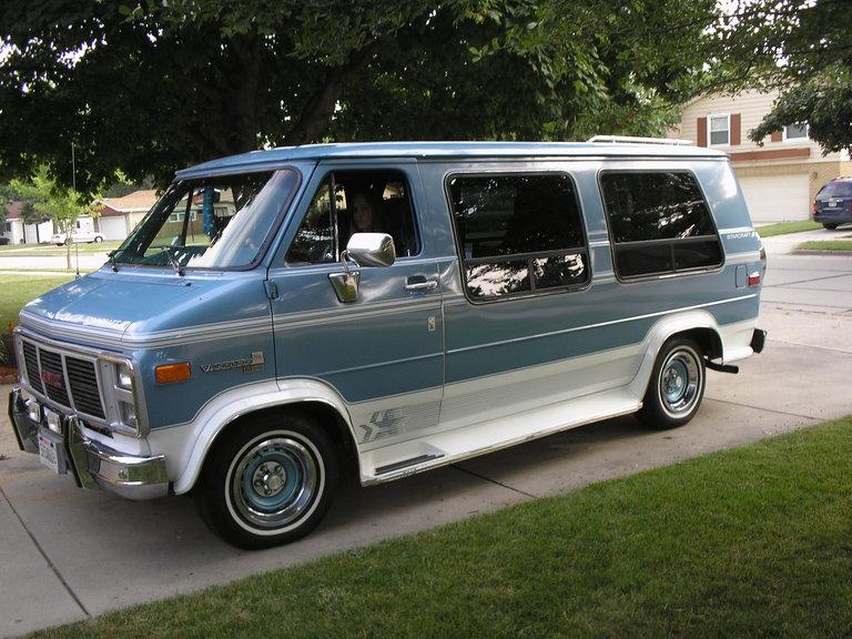 1989 - GMC Conversion Van by Starcraft, 2500 Vandura