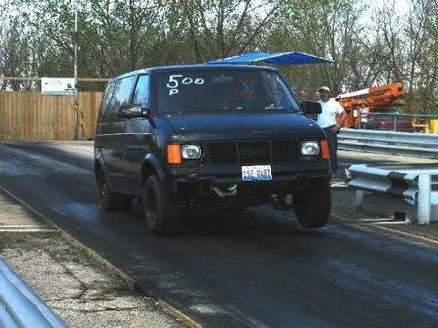 1989 - gmc, mini van
