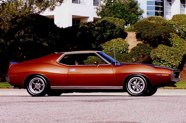1971 - AMC, AMX