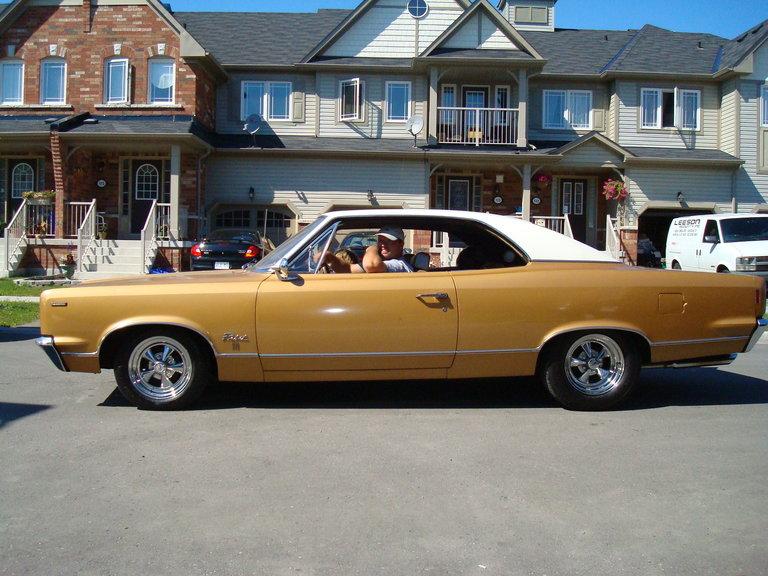 1967 - AMC, Rebel 770