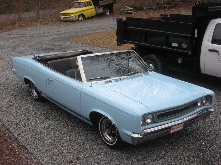 1967 - AMC, Rebel SST Convertible