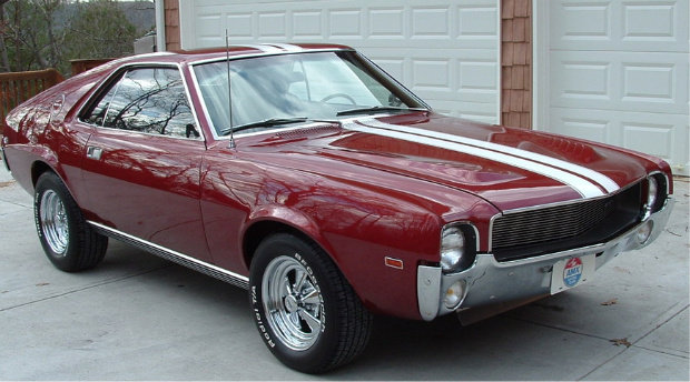 1968 - American Motors, AMX