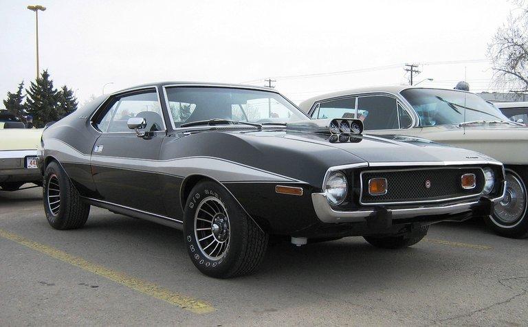 1974 - AMC, Javelin