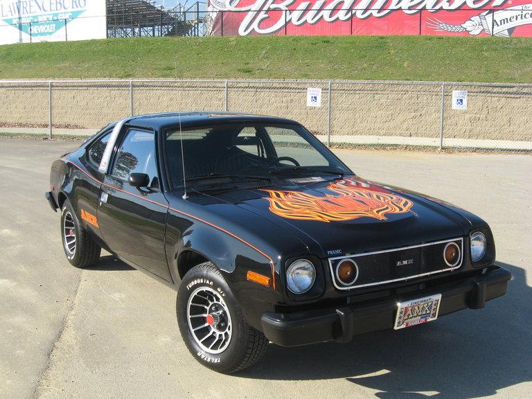 1978 - AMC, AMX Sport Coupe