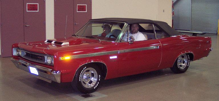 1968 - American Motors, Rebel SST Machine Convertible