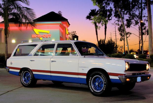 1969 - American Motors, SC/Rambler station wagon (originally a model 440)