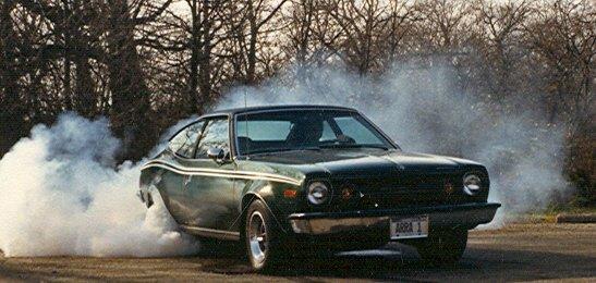 1973 - AMC, Hornet - X