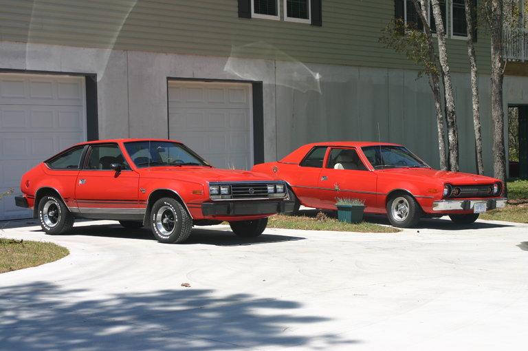1979 - amc, spirit  GT