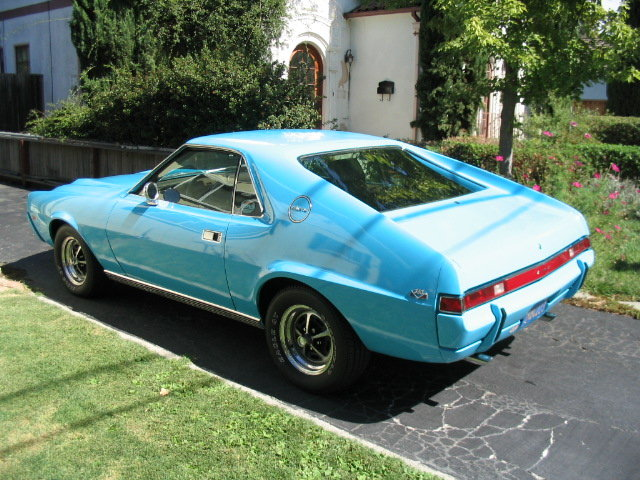 1969 - AMC, AMX