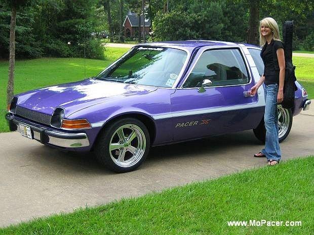 1976 - AMC, Pacer X
