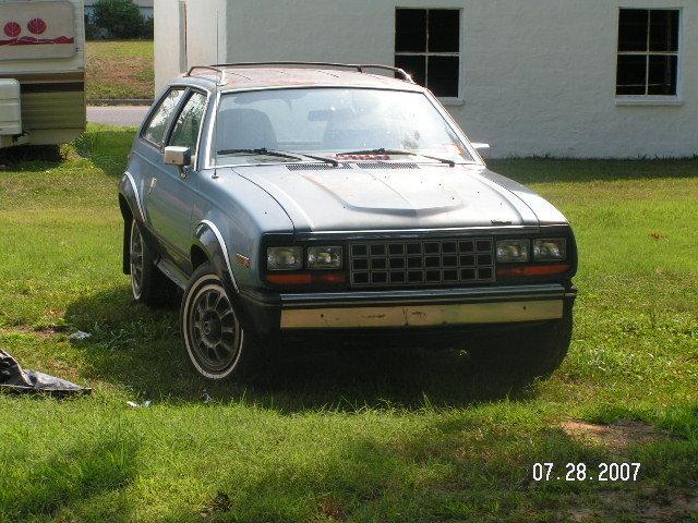 1981 - AMC, Eagle Kammback