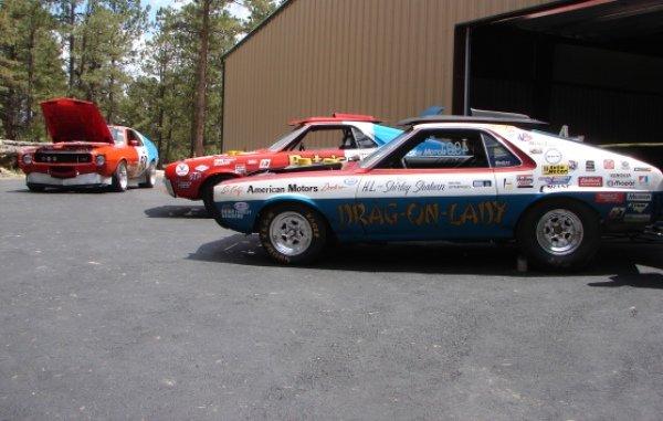1969 - AMC, AMX's
