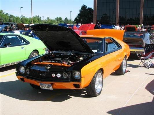 1970 - AMC, AMX