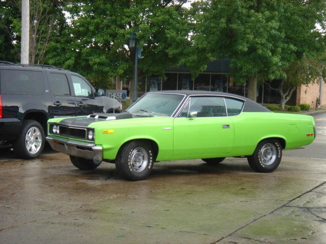 1970 - AMC, Rebel Machine