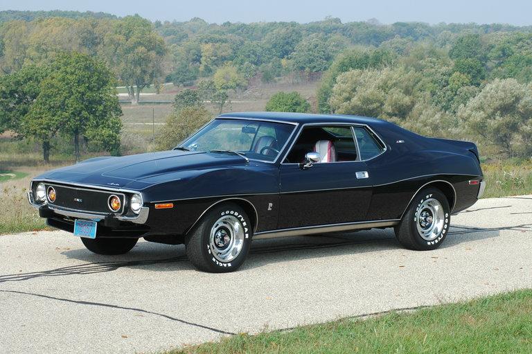 1973 - American Motors, Javelin/AMX