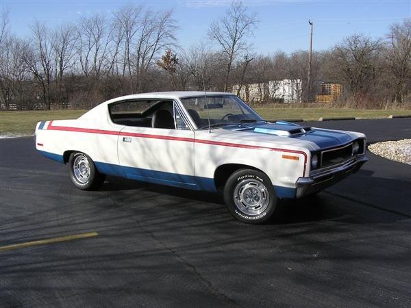 "1970 - AMC, ""The Machine"""