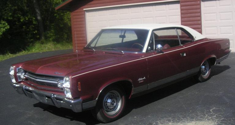 1968 - American Motors, Ambassador SST