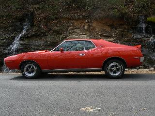 1972 - American Motors, Javelin AMX