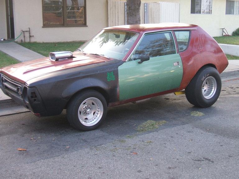 1974 - american motors, gremlin