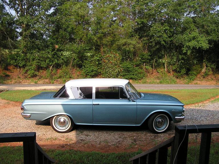1962 - American Motors, Rambler Classic 2 door