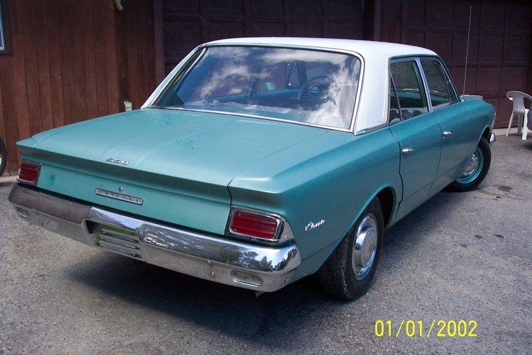 1963 - AMC, Rambler Classic