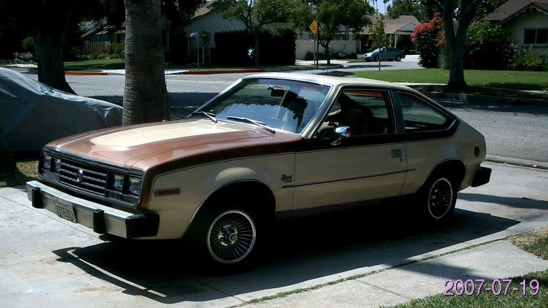 1979 - American Motors, Spirit Ltd