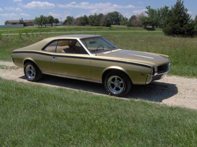 1968 - AMC, Javelin