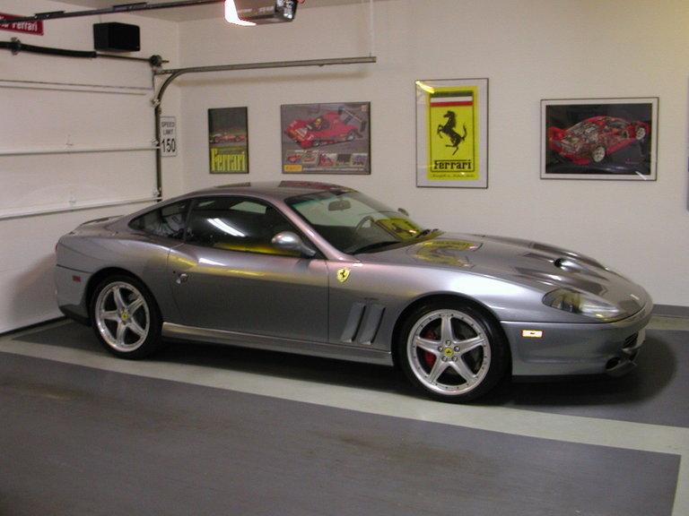 2000 - Ferrari, 550 Maranello