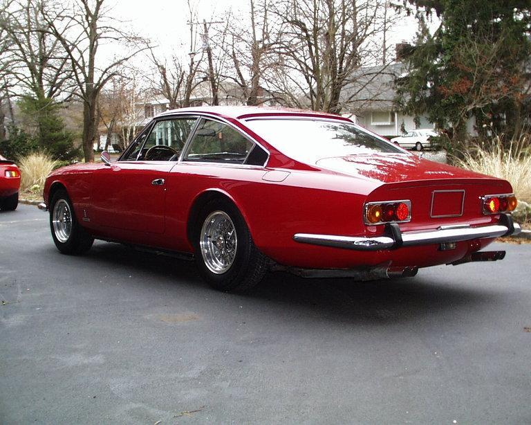 1969 - Ferrari, 365 2+2