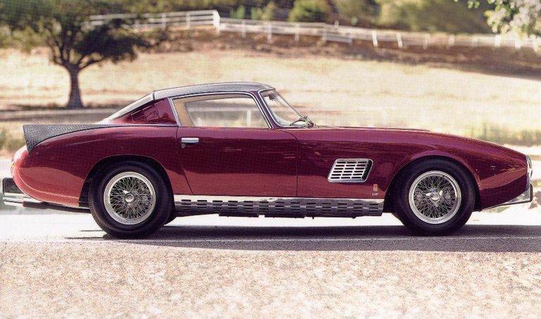 1957 - Ferrari, 410 SuperAmerica Scaglietti Coupe