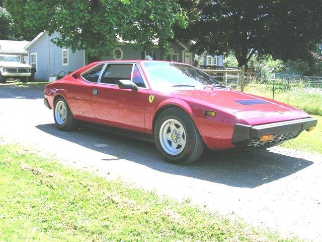 1978 - Ferrari, Dino 308 GT/4
