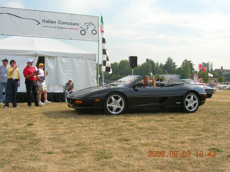 1997 - Ferrari, F355 Spider