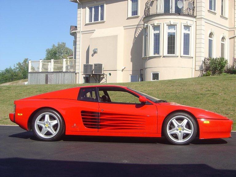 1994 - Ferrari, 512 TR