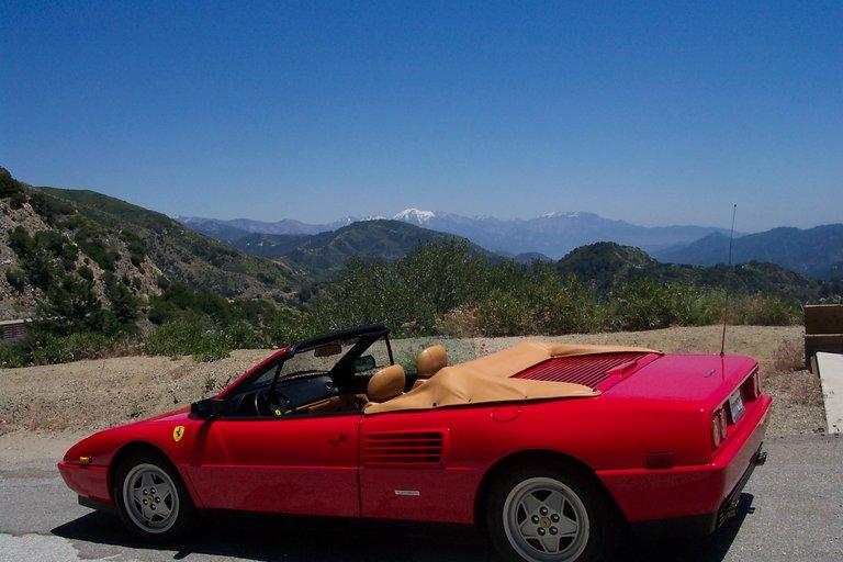 1989 - Ferrari, Mondial t Cabriolet