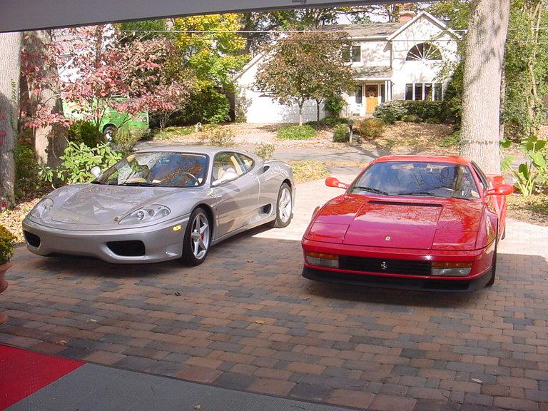 1999 - Ferrari, 360 Modena