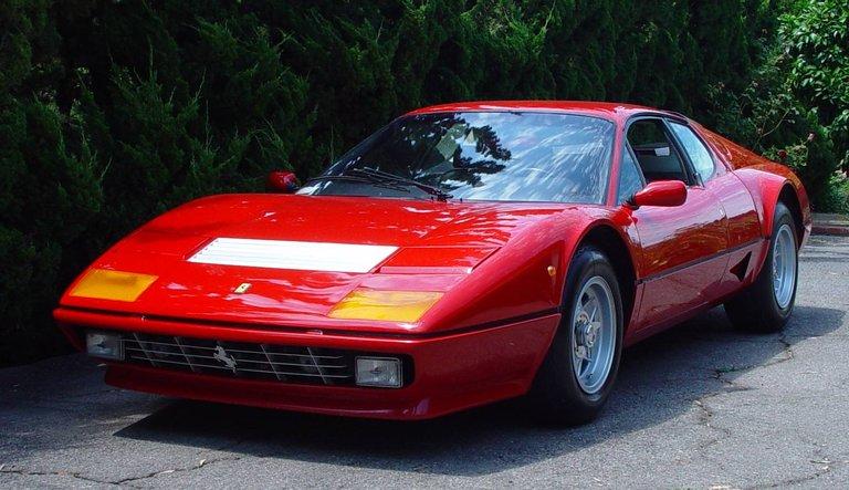1979 - Ferrari, BB 512