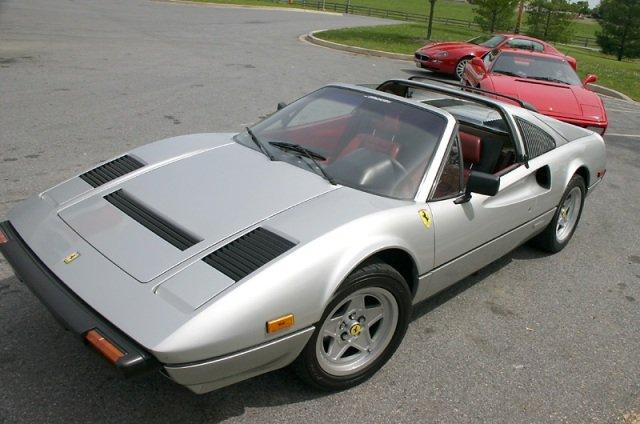 1985 - Ferrari, 308 GTSi Quattrovalvole