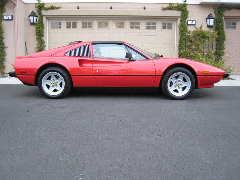 1985 - Ferrari, 308 GTSi QV