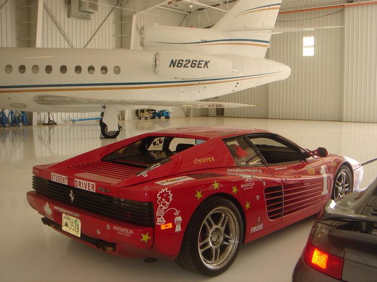 1993 - Ferrari, 512 TR