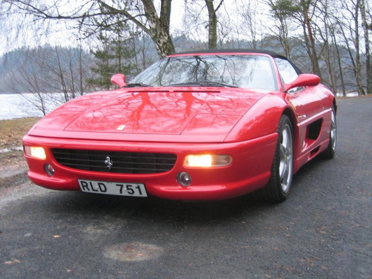1999 - Ferari, 355 F1 Spider