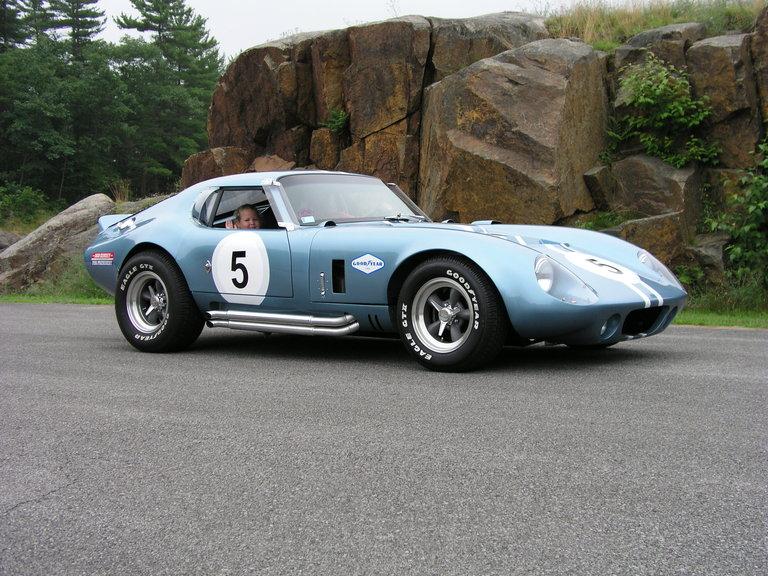 1964 - FFR, Daytona Coupe