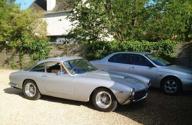 1963 - Ferrari, 250GT Lusso