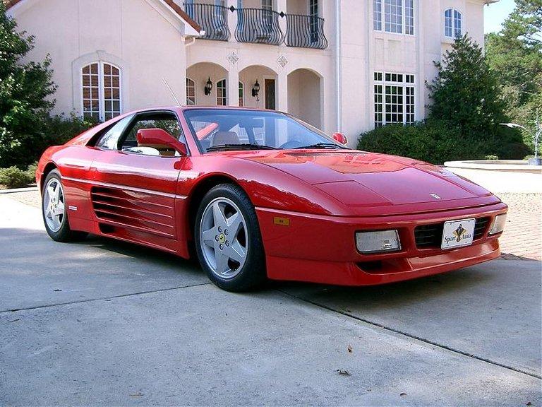 1992 - Ferrari, 348 TB