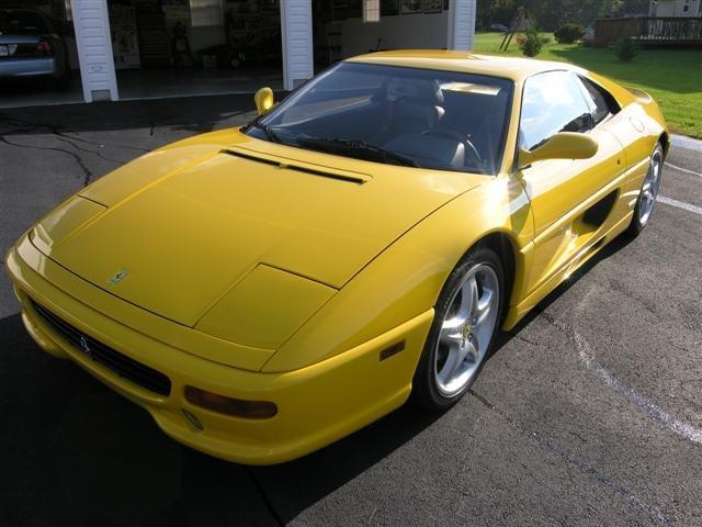 1998 - Ferrari, 355F1 Berlinetta