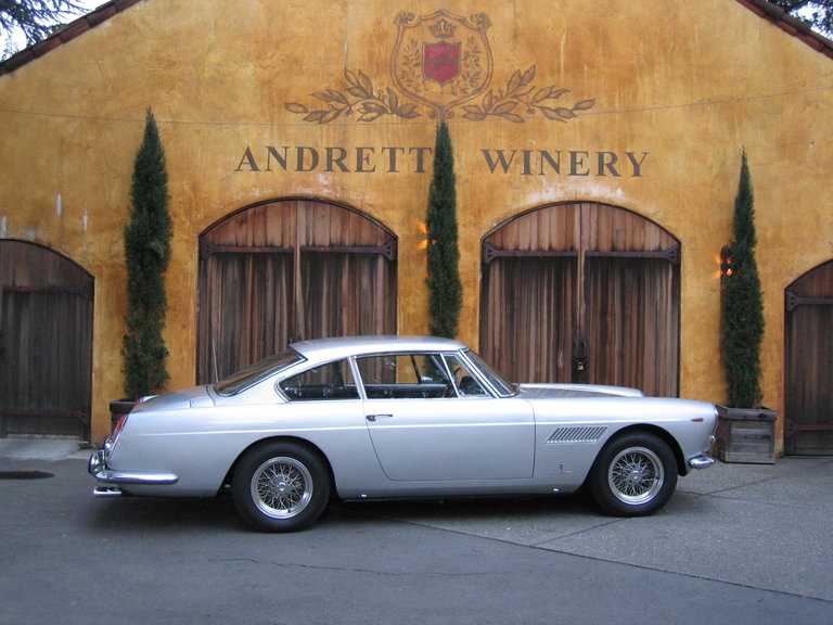 1963 - Ferrari, 250 GTE