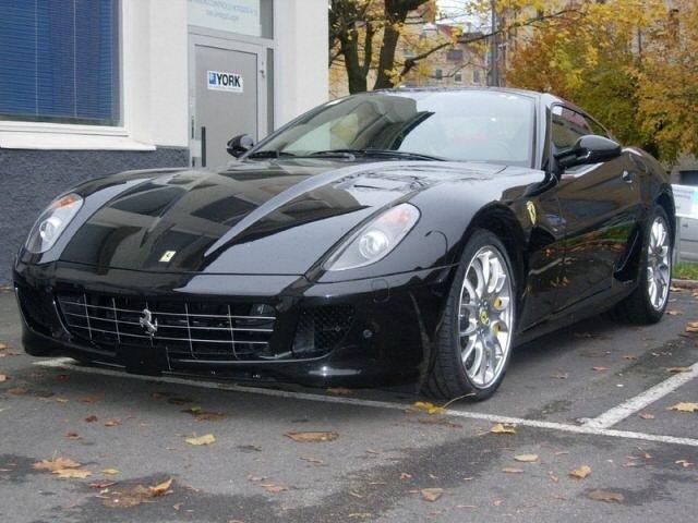 2008 - Ferrari, 599 GTB F1