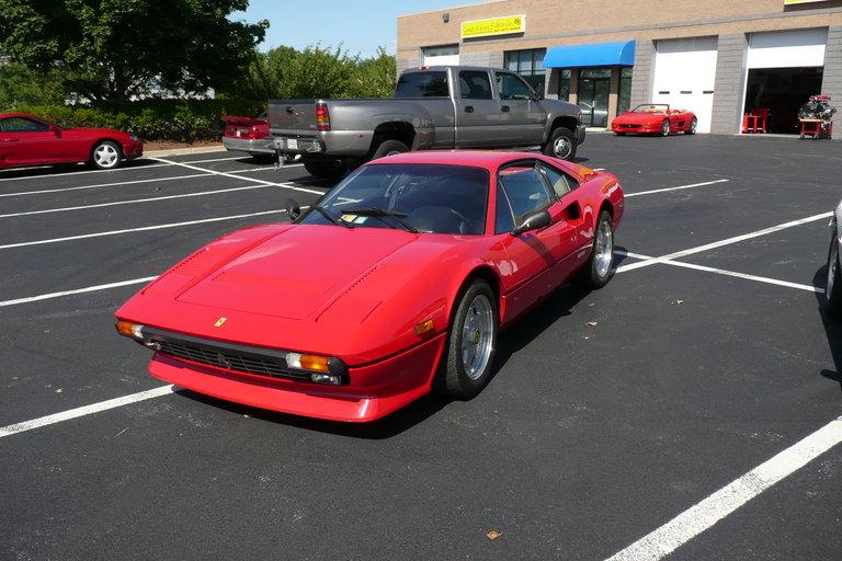 1983 - Ferrari, 308 GTBi