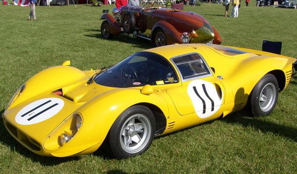 1967 - Ferrari, 412P
